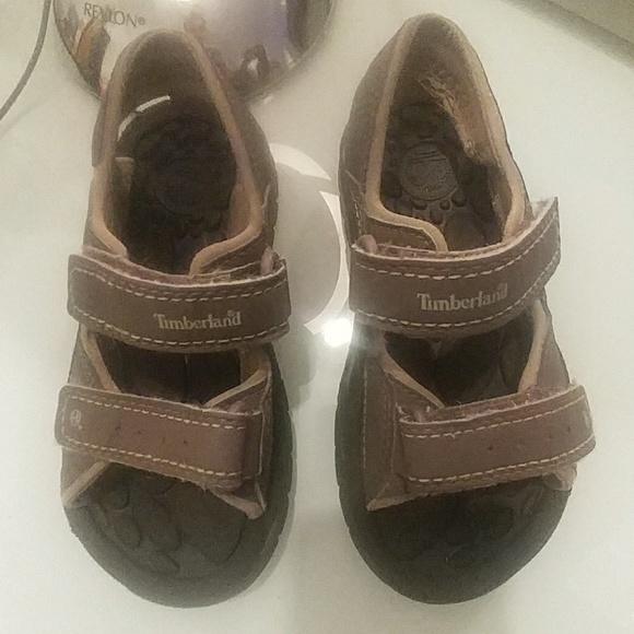 huge inventory outlet store buying now Kids timberland sandals size 11